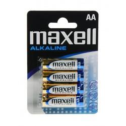 Elem Maxell alkáli LR6 AA ceruza 4 db/csomag