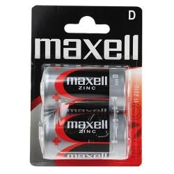Elem Maxell féltartós R20 D góliát 2 db/csomag
