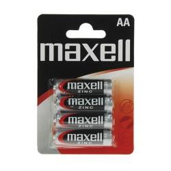 Elem Maxell féltartós R6 bulk AA ceruza 4 db/csomag