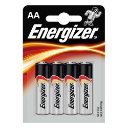 Elem Energizer Classic LR6 AA ceruza 4 db/csomag
