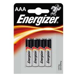 Elem Energizer Classic LR03 AAA mikro 4 db/csomag
