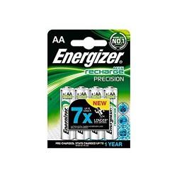 Elem Energizer Precision tölthető-akkuelem 2300 mAh AA ceruza 4 db/csomag