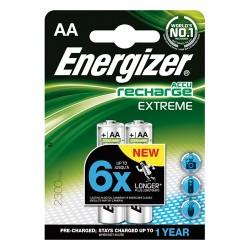 Elem Energizer Precision tölthető-akkuelem 2300 mAh AA ceruza 2 db/csomag