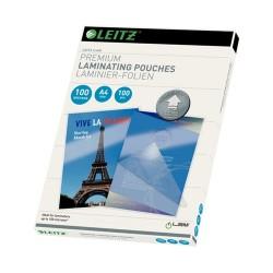 Lamináló fólia Leitz iLam A/4 fényes 100 mic. 100 lap/csomag