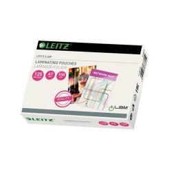 Lamináló fólia Leitz Standard A/7 125 mic. 100 lap/csomag