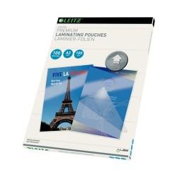 Lamináló fólia Leitz iLam A/3 fényes 100 mic. 100 lap/csomag