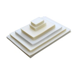 Lamináló fólia 216x303 mm 100 mic. 100 lap/csomag