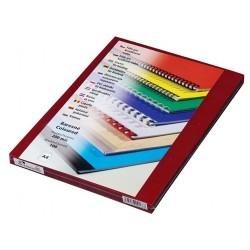 Előlap Colour A/4 200 mic. piros