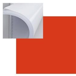 Hátlap Chromo A/4 250g piros