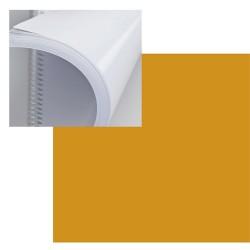 Hátlap Chromo A/4 250g sárga