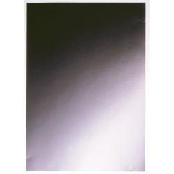 Hátlap Leitz A/4 250g fényes fekete 37301