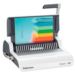 Spirálozógép Fellowes Plusar+ 300 manuális műanyag spirálozó 300 lap