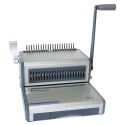 Spirálozógép Recosystem PB 6 műanyag spirálozó 25 lap
