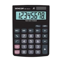 Számológép Sencor SEC 320/8 asztali