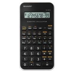 Számológép Sharp EL-501X-WH tudományos