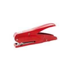Tűzőgép Sax 620 24/6 25 lap piros