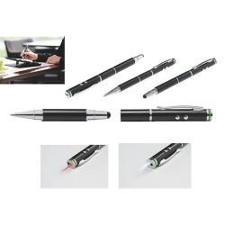 Érintőképernyős ceruza Leitz Complete 4in1 Stylus fekete 64140095