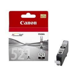 Tintapatron Canon CLI-521Bk fekete