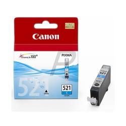 Tintapatron Canon CLI-521C kék