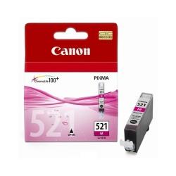 Tintapatron Canon CLI-521M vörös