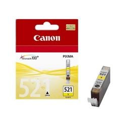 Tintapatron Canon CLI-521Y sárga