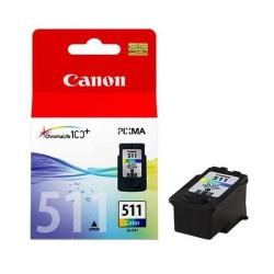 Tintapatron Canon CL-511 színes