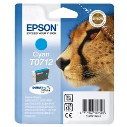 Tintapatron Epson T071240 kék Gepárd