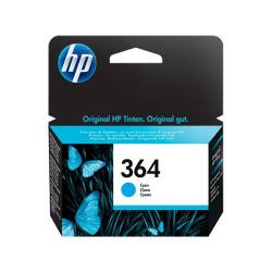 Tintapatron HP 364 kék CB318EE