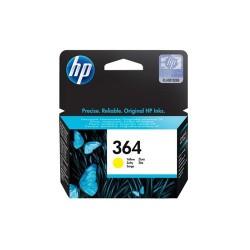 Tintapatron HP 364 sárga CB320EE