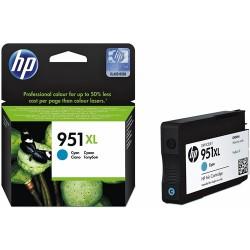 Tintapatron HP CN046AE 951XL kék