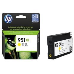 Tintapatron HP CN048AE 951XL sárga