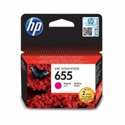 Tintapatron HP CZ111AE No.655 magenta