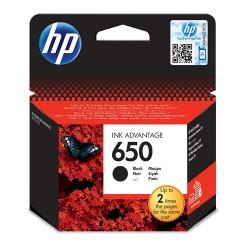 Tintapatron HP CZ101AE No.650 fekete