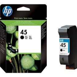 Tintapatron HP 51645A fekete