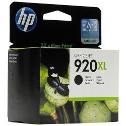 Tintapatron HP CD975AE Nr.920 XL fekete