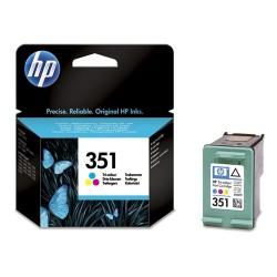 Tintapatron HP CB337A színes HP351