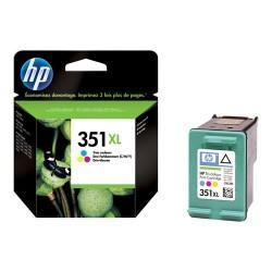 Tintapatron HP CB338A színes HP351XL