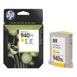 Tintapatron HP C4909 sárga