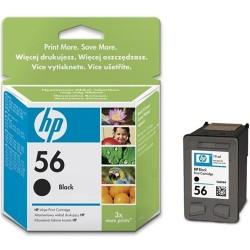 Tintapatron HP C6656A fekete