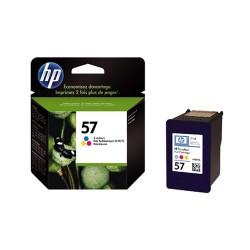 Tintapatron HP C6657A színes