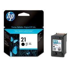 Tintapatron HP C9351A fekete HP21