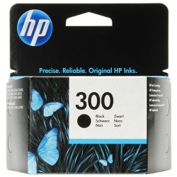 Tintapatron HP CC640EE fekete HP300