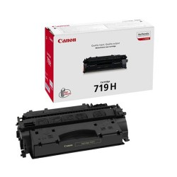 Lézertoner Canon CRG-719H fekete