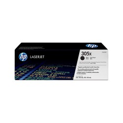 Lézertoner HP CE410X fekete