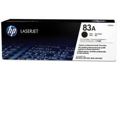 Lézertoner HP CF283A 1.5K fekete
