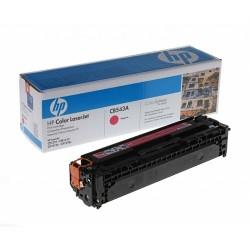 Lézertoner HP CB543A vörös