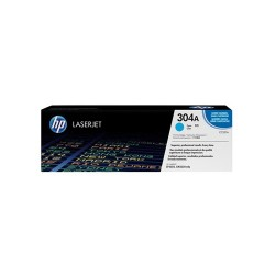 Lézertoner HP CC531A kék