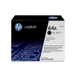 Lézertoner HP CC364A fekete