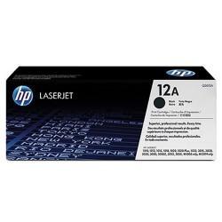 Lézertoner HP Q2612A fekete