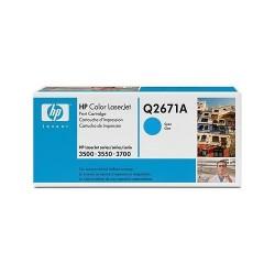 Lézertoner HP Q2671A kék